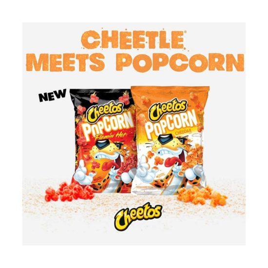 Caja Cheetos Cotufas Saboreadas Unidades Variado (0.63 oz. 50 ct)