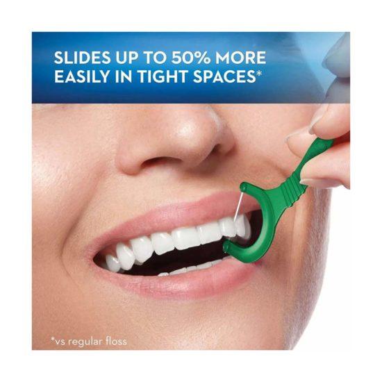Caja Oral-B, Hilo Dental Con Soporte (300 ct. 4 pq.)