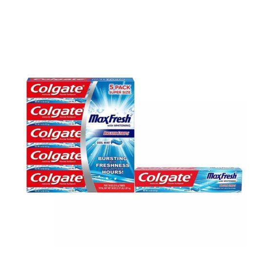 Colgate, MaxFresh Pasta Dental Cool Mint (7.6 oz. 215 gr.)