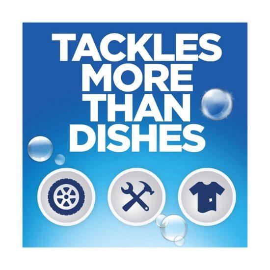 Dawn Platinum, Jabón líquido para lavar platos, lluvia refrescante (90 oz.)