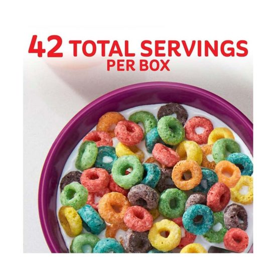 Kellogg´s Cereal Froot Loops (43.6 oz.)