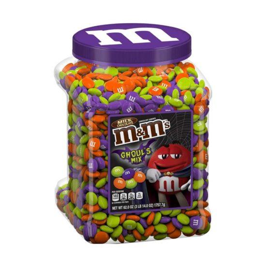 M&M's Ghoul's Mix Chocolate de Leche Halloween (62 oz.)