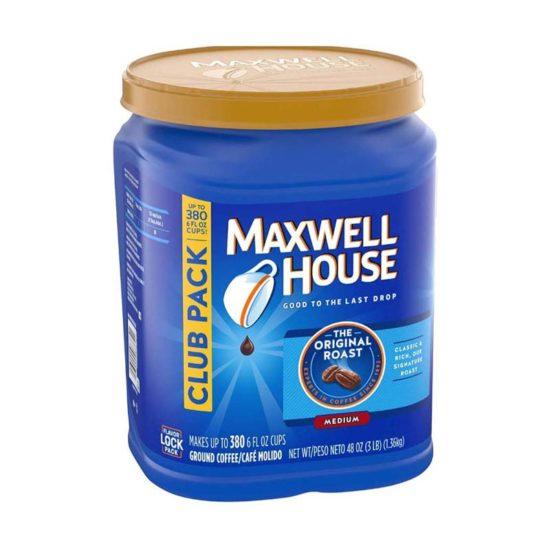 Maxwell House Café Molido Tostado (48 oz.)