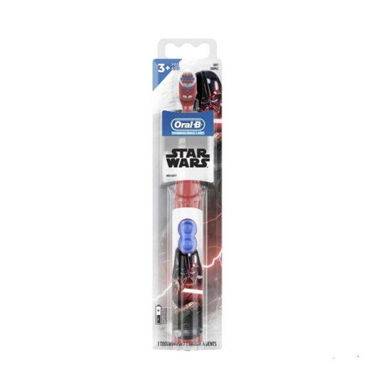 Oral-B - Cepillo de Dientes Electrico, Extra Suave - Disney Star Wars