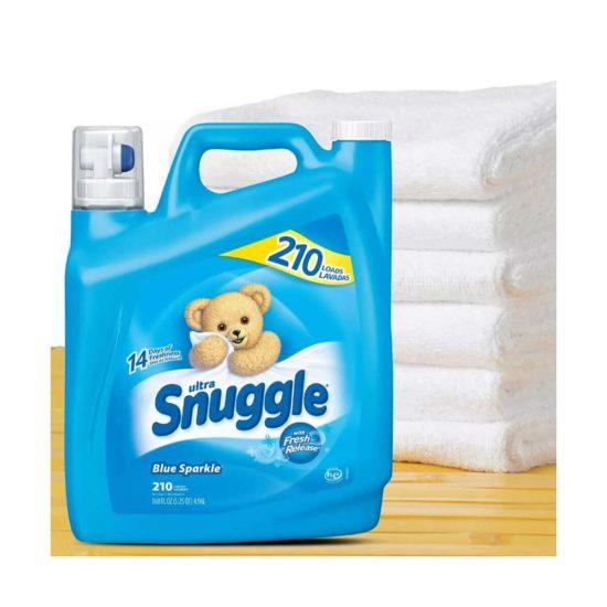 Snuggle, Suavizante de ropa (168 oz. 210 lavadas)