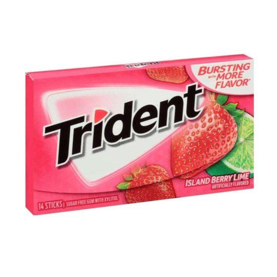 Trident Frutas Variado (14 ct)