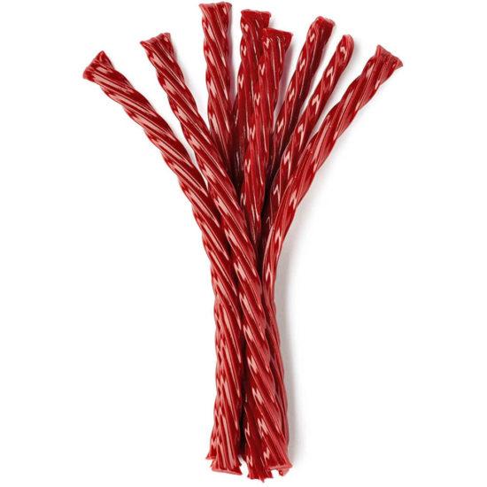 Twizzlers Twists Caramelo Sabor a fresa